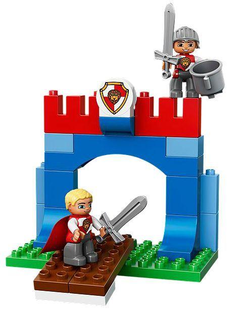 Klocki Lego Duplo Zamek Królewski 10577 S Mumo